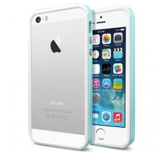 iPhone 5S / 5 Case Neo Hybrid EX Slim Snow