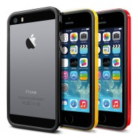 Чехол для iPhone 5 Case Neo Hybrid EX Slim Vivid