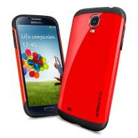 Чехол для Galaxy S4 Case Slim Armor Красный