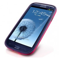 Чехол для Galaxy S3 SGP Neo Hybrid Красный