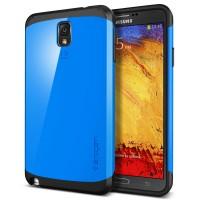 Чехол для Galaxy Note 3 Case Slim Armor Голубой