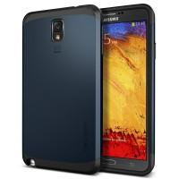 Чехол для Galaxy Note 3 Case Slim Armor Темно-синий