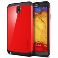 Чехол для Galaxy Note 3 Case Slim Armor Красный