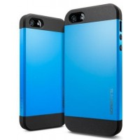 Чехол для iPhone 4S Case Slim Armor Голубой