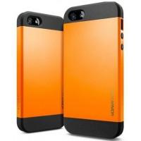 Чехол для iPhone 4S Case Slim Armor Оранжевый
