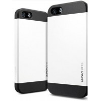 Чехол для iPhone 4S Case Slim Armor Белый