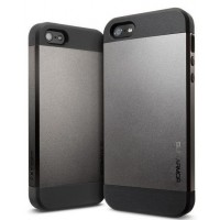 Чехол для iPhone 4S Case Slim Armor Черный