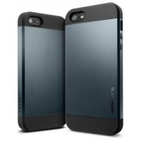 Чехол для iPhone 4S Case Slim Armor Темно-синий