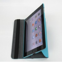 Чехол для iPad 360 Rotating Case Голубой