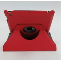 Чехол для iPad 360 Rotating Case Красный