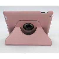 Чехол для iPad 360 Rotating Case Розовый