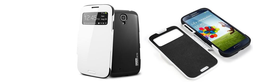 Galaxy S4 Case Slim Armor View